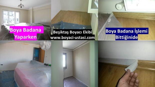 Beşiktaş Boyacı badana Ustası
