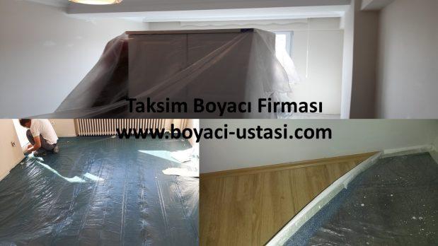 Beyoğlu Taksim Boyacı Ustası Badanacı