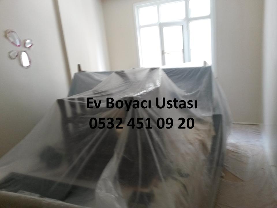 Boyacı Ustası İstanbul Boya Badana  0532 451 09 20